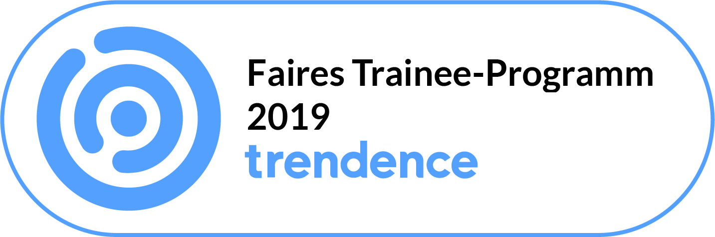 Faires Trainee Programm 19